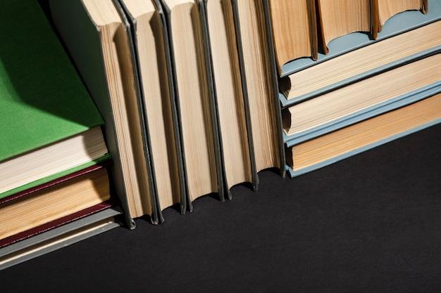 世界図書の日のための創造的な品揃え