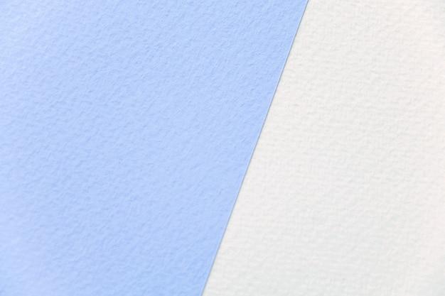 2つの音色と創造的なカラフルなパステル紙の背景