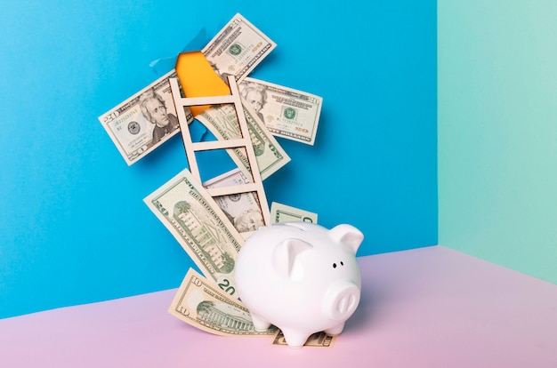 Творческая финансовая свобода натюрморт композиция