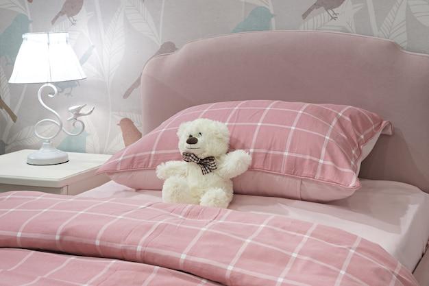 Creative interior design children bedroom
