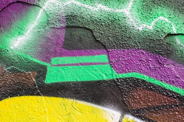 Творческий фреска граффити фон