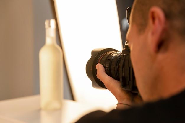 Творческий способ сфотографировать продукт