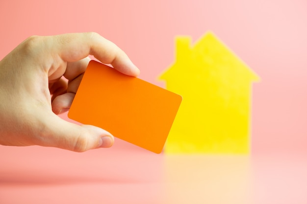 Credit card house purchase, online payment for house rent