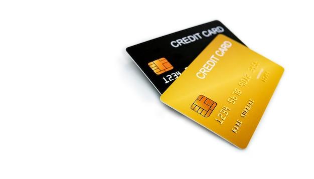 Кредитные карты изолированные