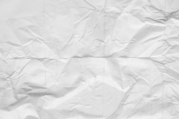 Crinkled paper texture