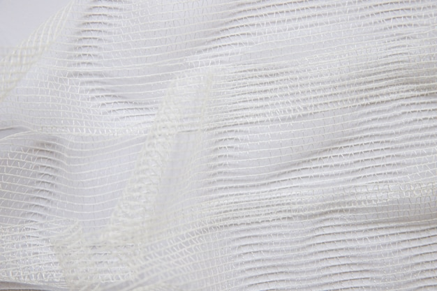 Crinkled striped paper texture