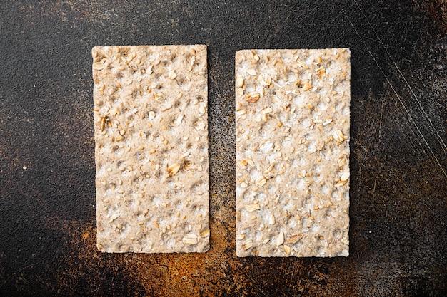 Хлебцы с подсолнечником, чиа и кунжутом