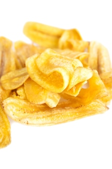 Crispy banana fried.