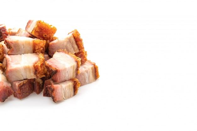 Crispy pork belly