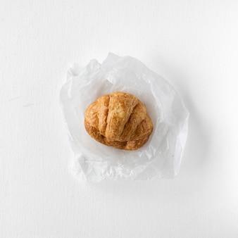 Круассан хлеб хлебобулочные вкусный завтрак