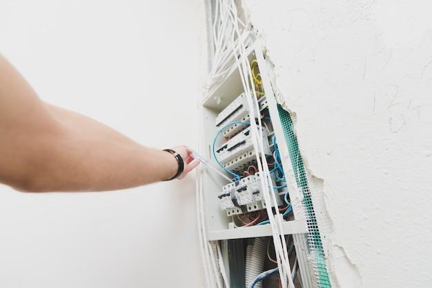 Монтажные провода для электромонтажных работ