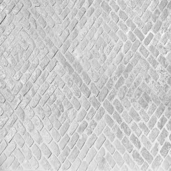 벽돌의 교차 패턴
