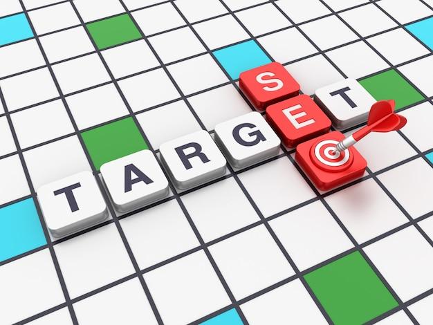 Crossword seo target
