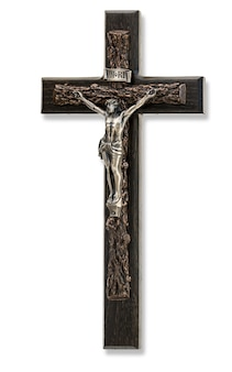 Crucifix with figure of jesus