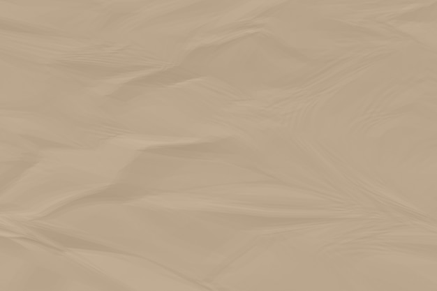 Crumpled brown paper background close up