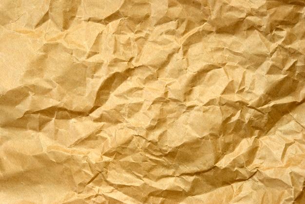 Фон мятой бумаги