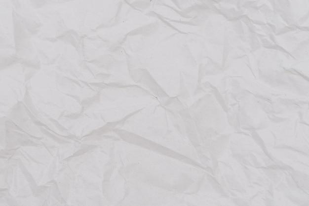 しわくちゃの型紙の質感