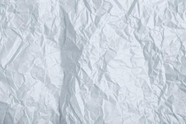 しわくちゃの紙のテクスチャ背景