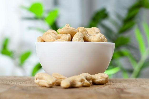 Хрустящие орехи кешью