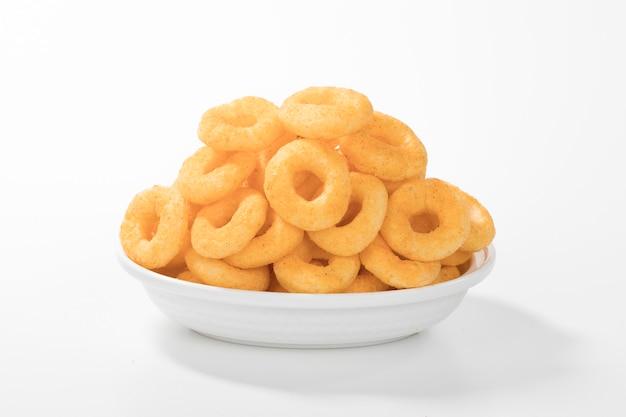 Crunchy rings food