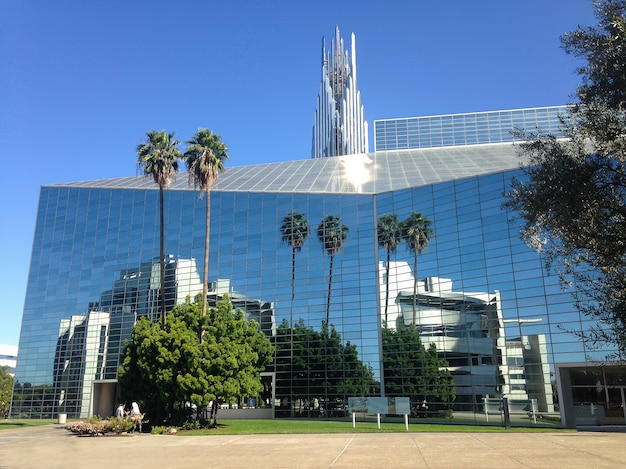 Crystal garden grove cathedral