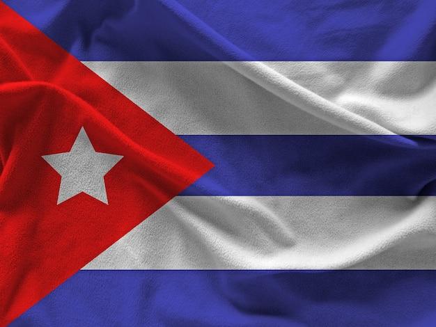 쿠바 깃발