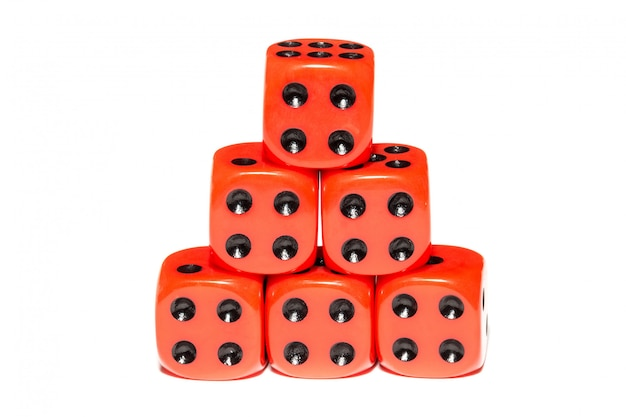 Cubes for board games