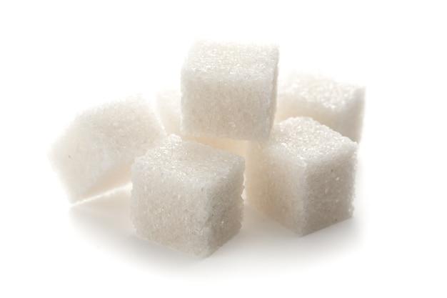 砂糖の立方体