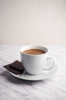 Tazza di caffè delizioso
