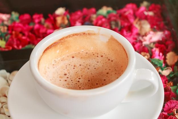 커피를 마시다