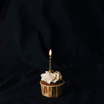 Cupcake still life