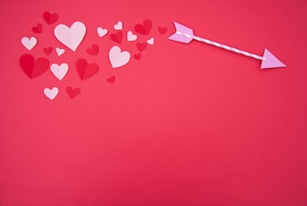 Cupid's Arrow - St. Valentine Concept