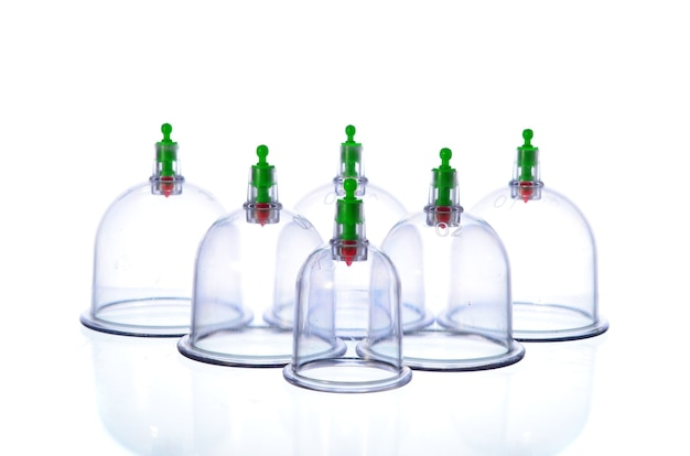 Cupping or bekam hijamah is traditional treatment