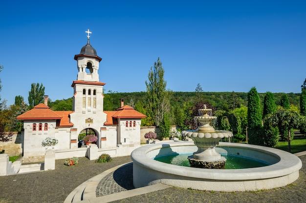 Curchi orthodox christian monastery, moldova