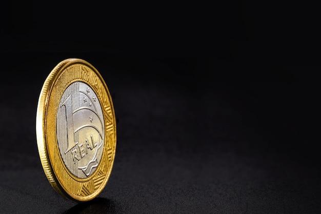 1レアルのブラジル通貨の通貨