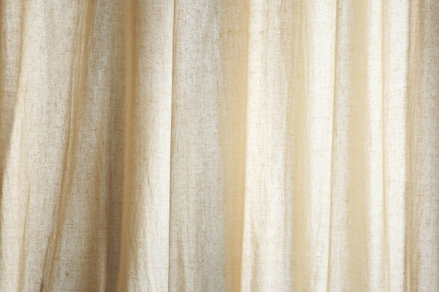 Curtain texture background