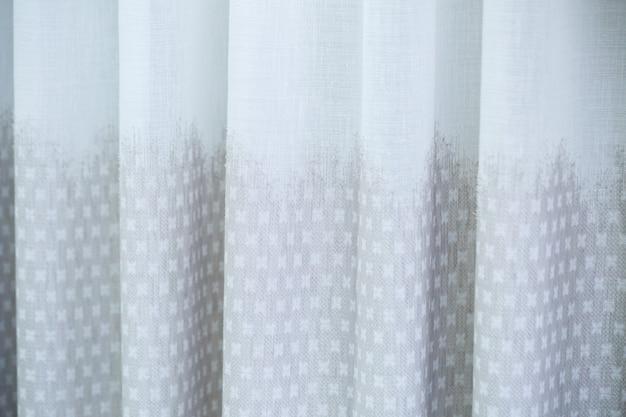 窓用カーテン、アパート用チュール、布地店