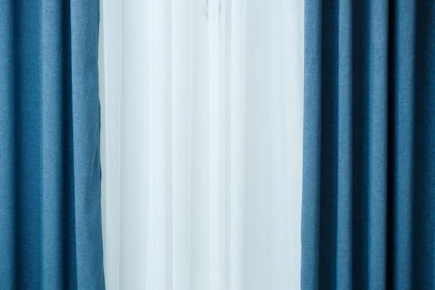 창문용 커튼, 아파트용 얇은 명주 그물, 직물 가게