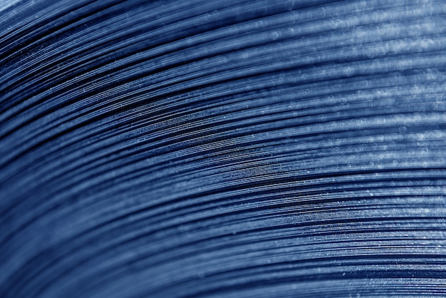 Изогнутые линии проката выполнены из листовой стали.