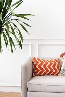 Наволочка на диван для украшения дома