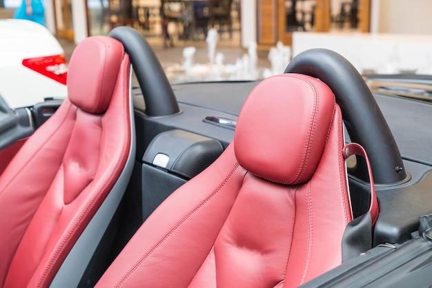 Cushion of modern car