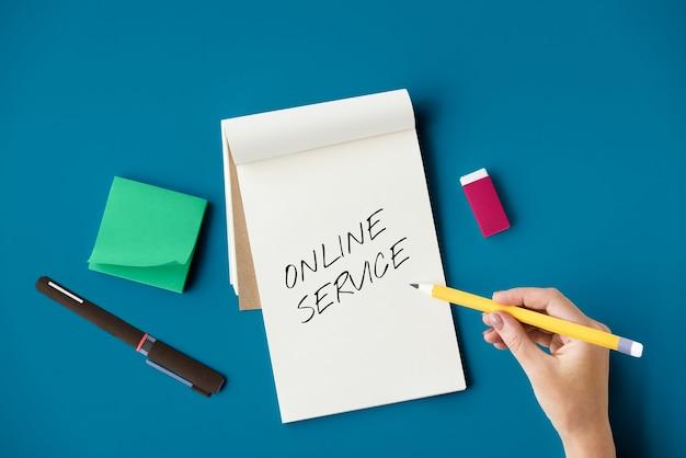 Soddisfazione del cliente servizio assistenza risoluzione dei problemi