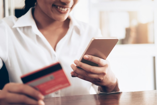 Клиентская онлайн-покупка по кредитной карте