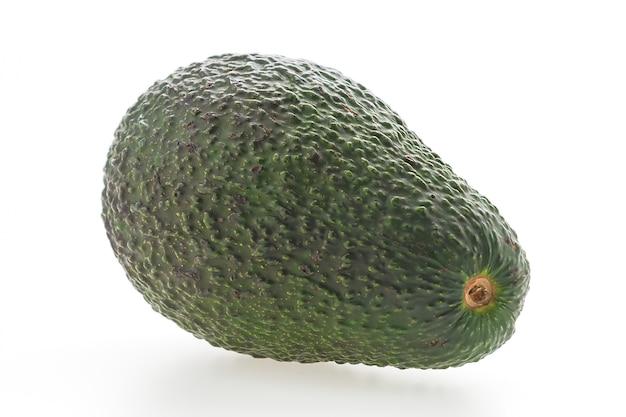 Cut guacamole core organic food
