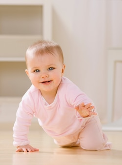 Cute babies with cute smile