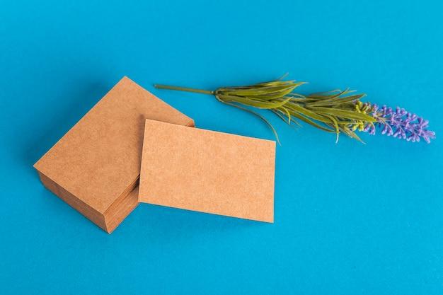 Смазливая карточная визитная карточка