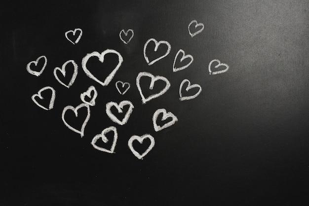かわいい心の黒板