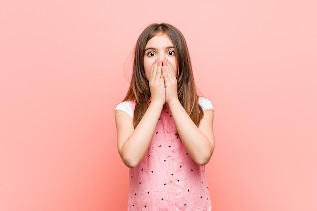 かわいい女の子が怖いと怖い。