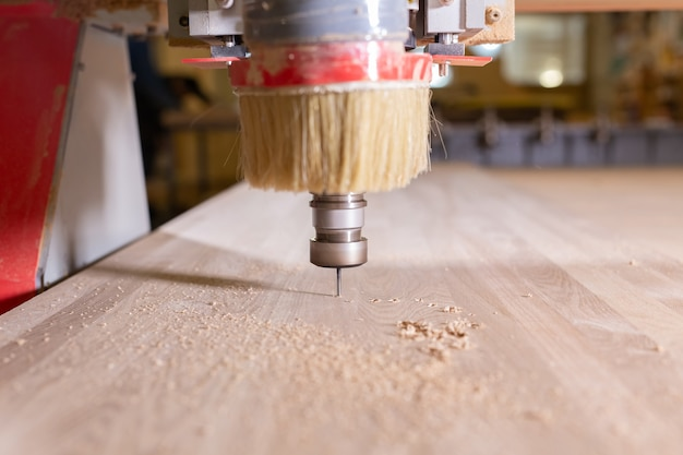 The cutting instrument, focus at the cutting process