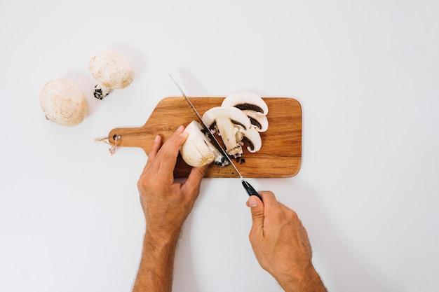 Режущие грибы